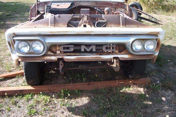 1966 Gmc Parts